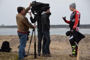 Toomas Triisa annab intervjuud Mihkel Kärmasele saatest Pealtnägija