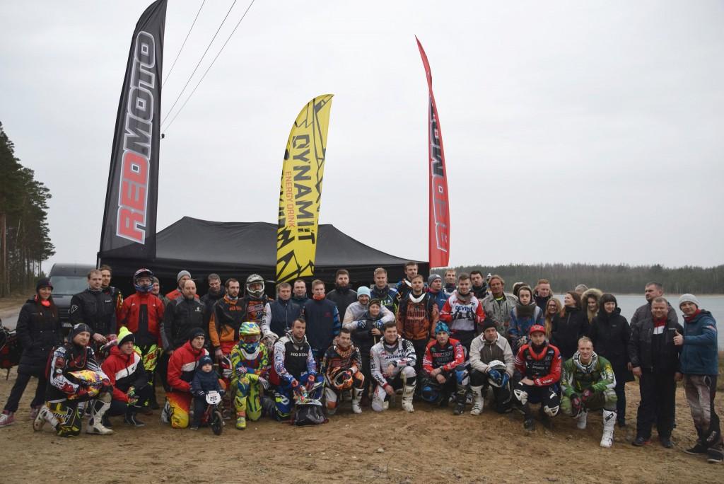 Redmoto I klubivõistlus 5. aprillil 2016 Männikul