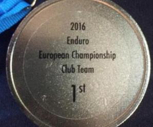 Redmoto – Euroopa Meister enduros!