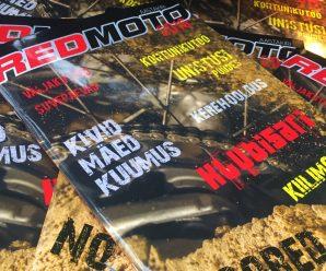 Ilmus ajakiri Redmoto