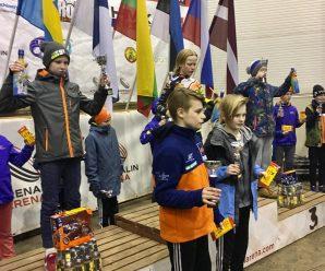 Adrenalin Arena noortesarja III etapi tulemused