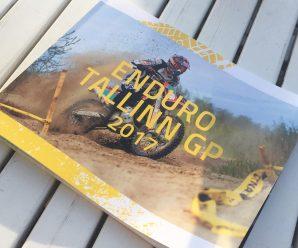 """Rahvusvahelisest endurovõistlusest """"Tallinn GP 2017"""" ilmus fotoraamat"""