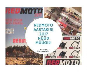 Ilmus ajakiri Redmoto 2017